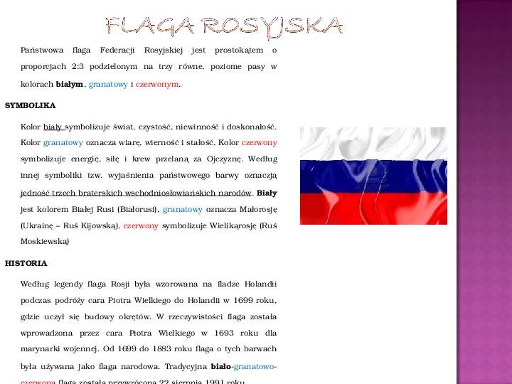 Rosja – jaki to kraj? - Slajd 3