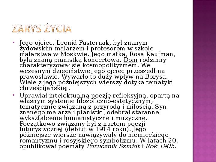 Rosyjscy laureaci nagrody Nobla - Slajd 6