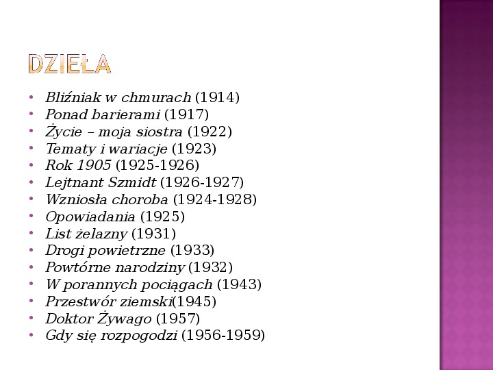 Rosyjscy laureaci nagrody Nobla - Slajd 8
