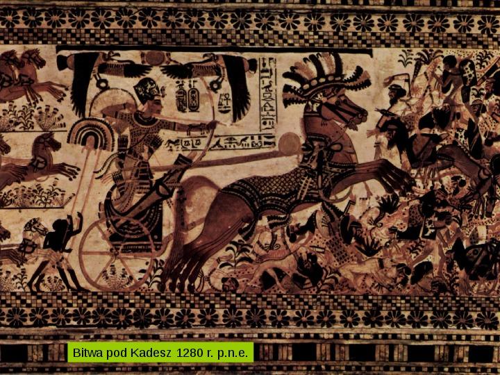 Powstanie i funkcjonowanie państwa w Starożytnym Egipcie - Slajd 14