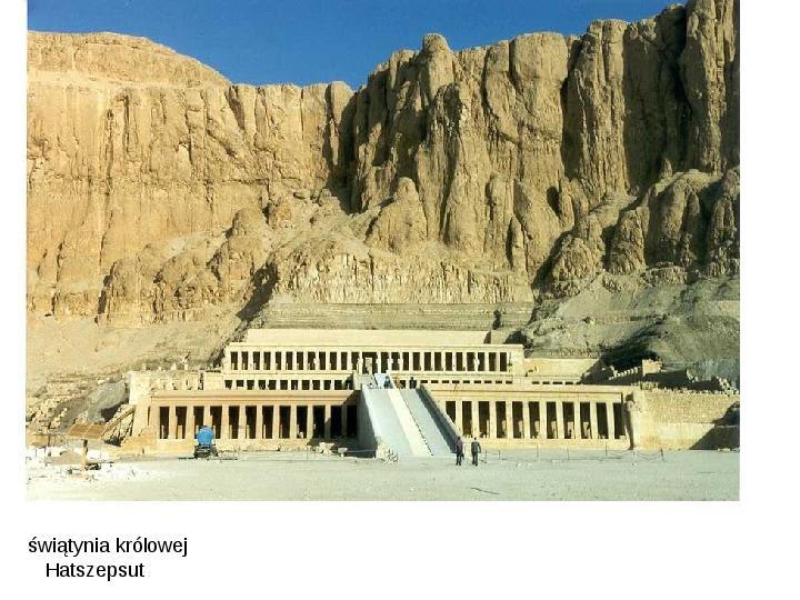 Powstanie i funkcjonowanie państwa w Starożytnym Egipcie - Slajd 16