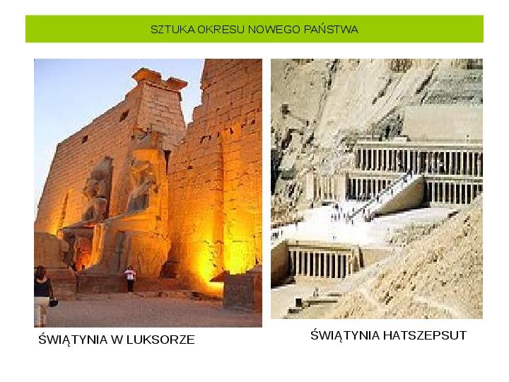 Powstanie i funkcjonowanie państwa w Starożytnym Egipcie - Slajd 27