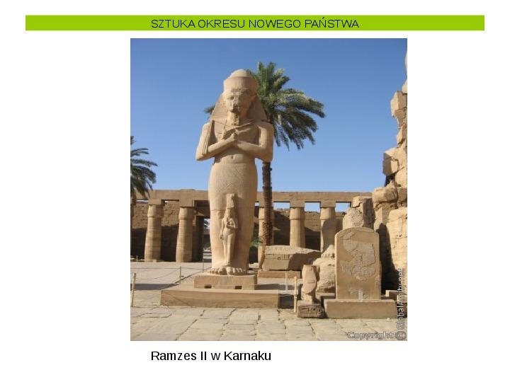 Powstanie i funkcjonowanie państwa w Starożytnym Egipcie - Slajd 29