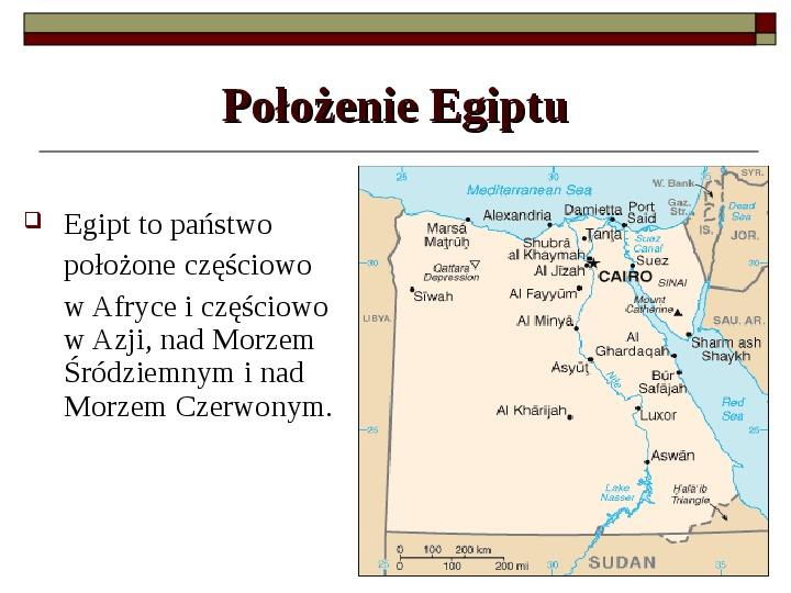Starożytny Egipt - Slajd 2