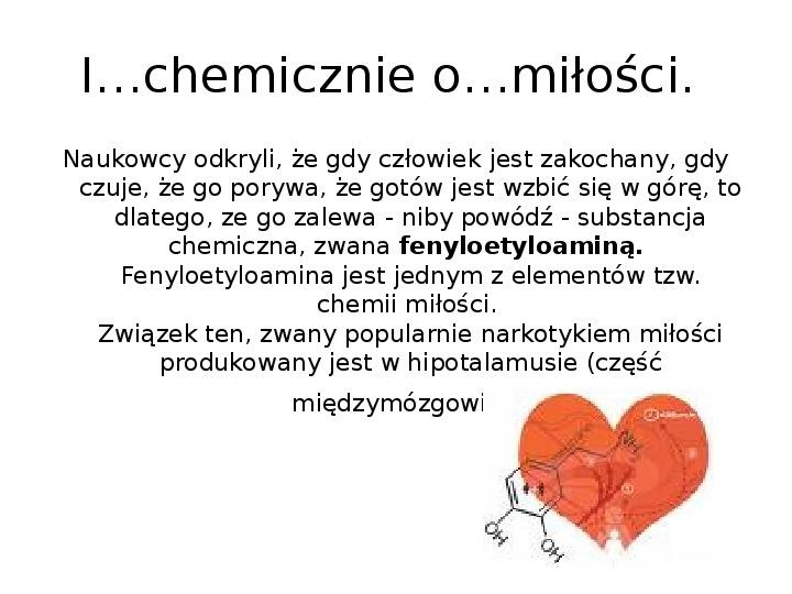 Chemia z życiu codziennym - Slajd 15