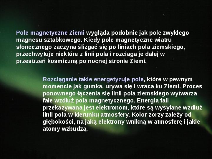 Procesy fizyczne w atmosferze - Slajd 6
