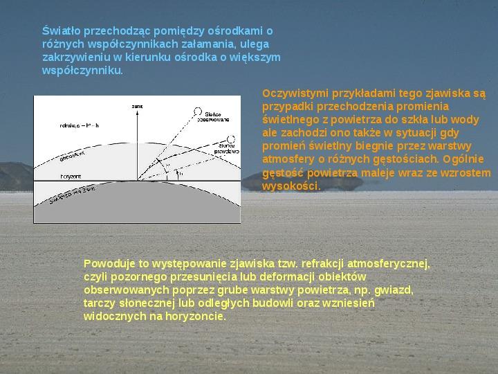 Procesy fizyczne w atmosferze - Slajd 29