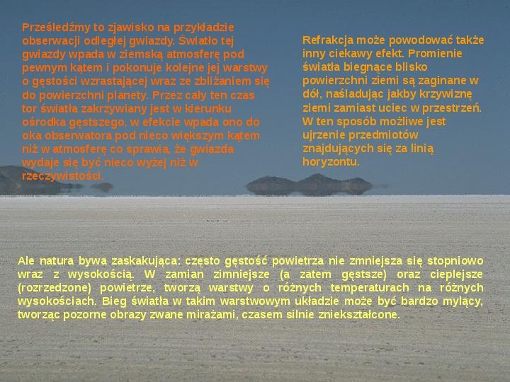 Procesy fizyczne w atmosferze - Slajd 30