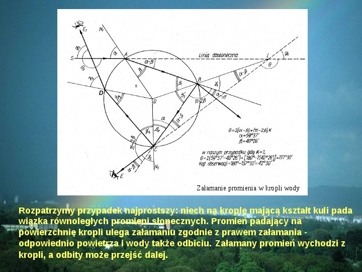 Procesy fizyczne w atmosferze - Slajd 33