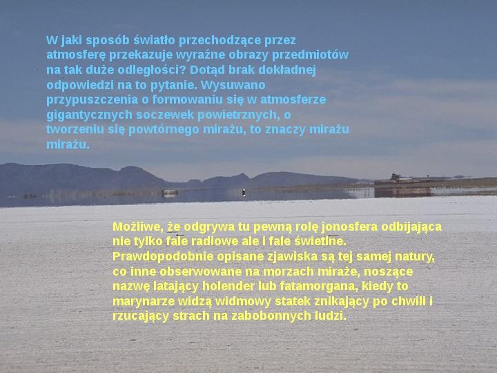 Procesy fizyczne w atmosferze - Slajd 47