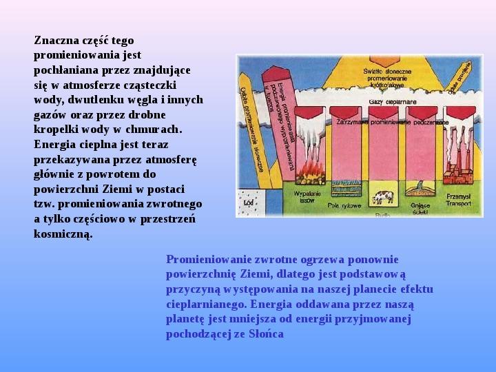 Procesy fizyczne w atmosferze - Slajd 59