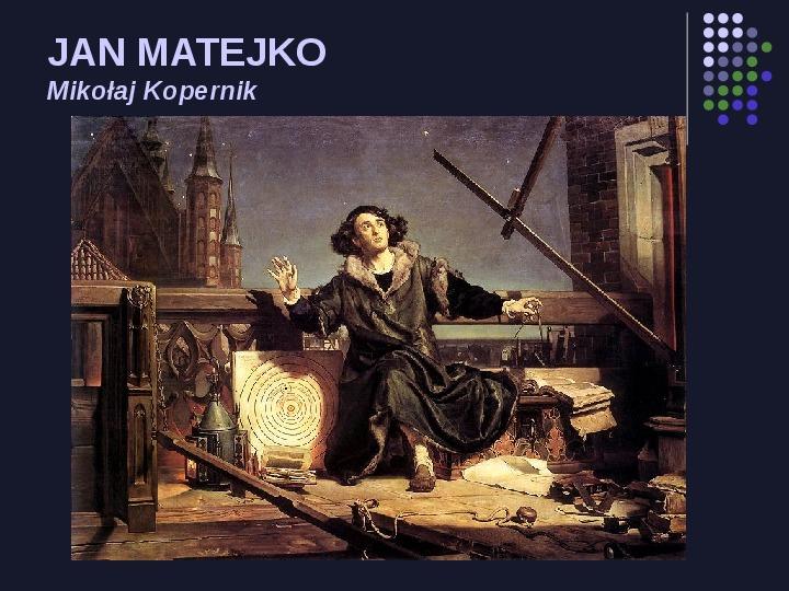 Historia Polski w malarstwie - Slajd 7