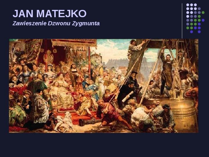 Historia Polski w malarstwie - Slajd 9