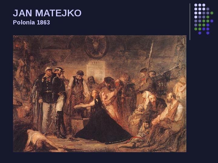 Historia Polski w malarstwie - Slajd 19
