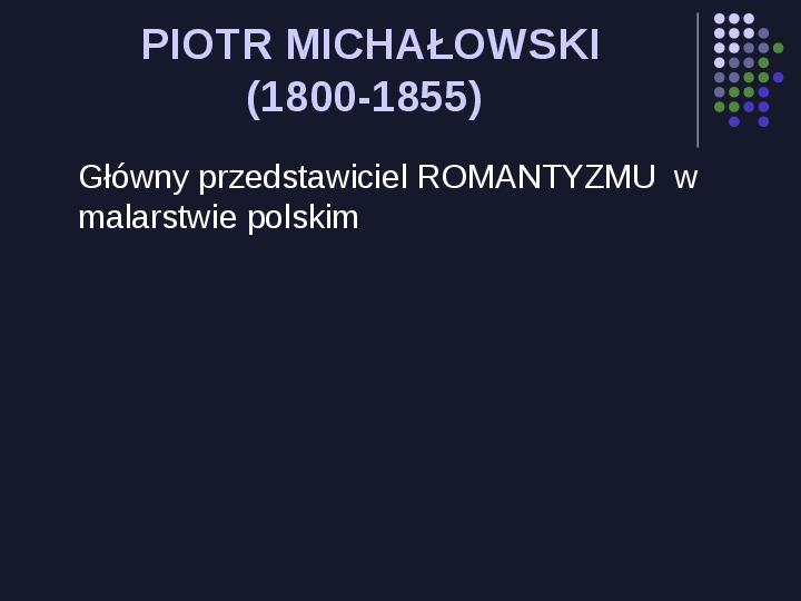 Historia Polski w malarstwie - Slajd 25