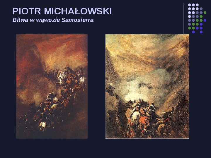 Historia Polski w malarstwie - Slajd 26