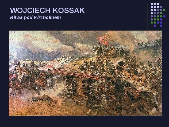 Historia Polski w malarstwie - Slajd 31