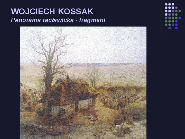 Historia Polski w malarstwie - Slajd 33