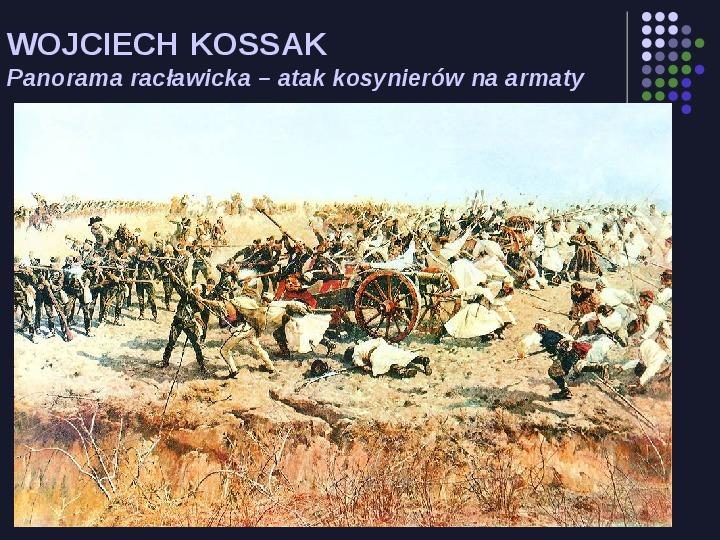 Historia Polski w malarstwie - Slajd 34