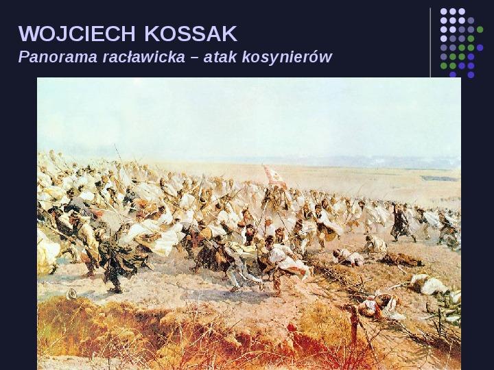 Historia Polski w malarstwie - Slajd 35