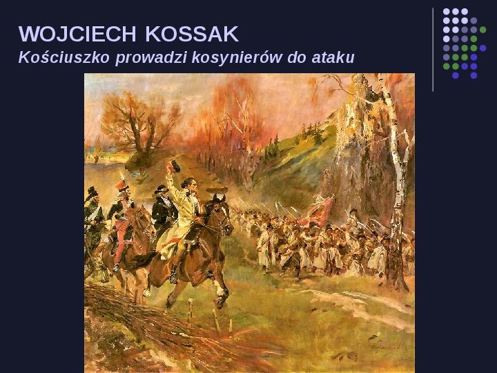 Historia Polski w malarstwie - Slajd 36
