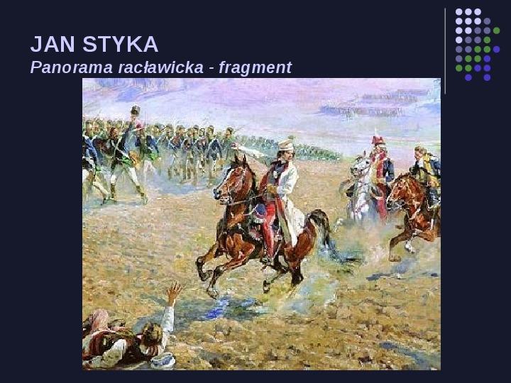 Historia Polski w malarstwie - Slajd 37