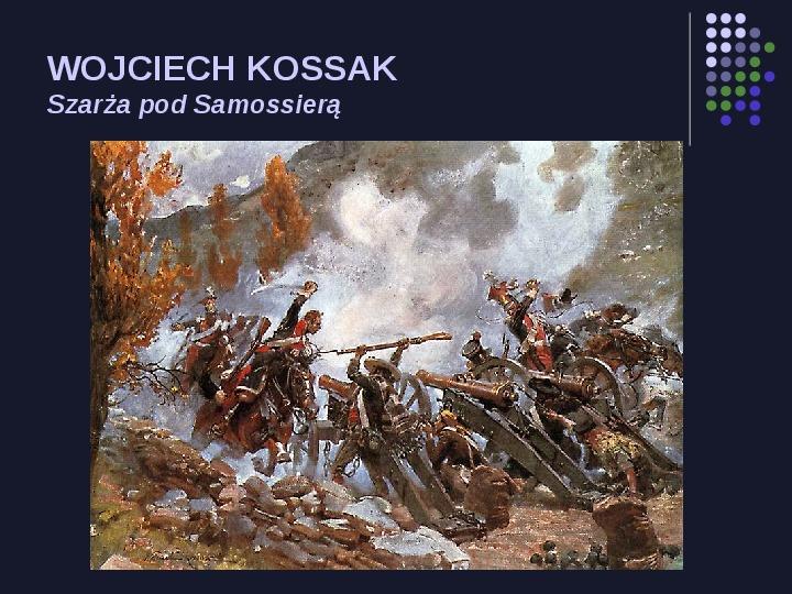 Historia Polski w malarstwie - Slajd 42