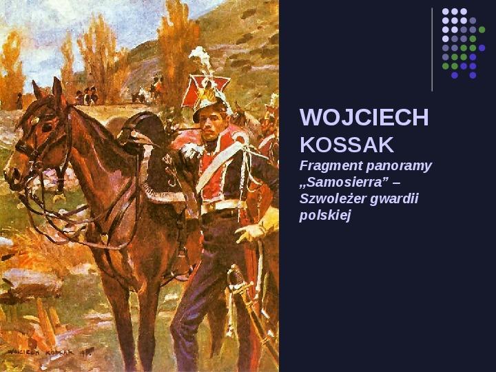 Historia Polski w malarstwie - Slajd 43