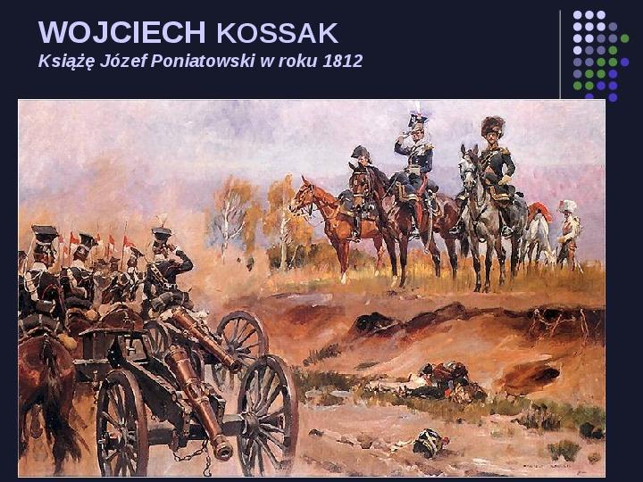 Historia Polski w malarstwie - Slajd 44