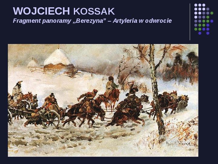 Historia Polski w malarstwie - Slajd 45