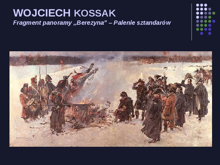 Historia Polski w malarstwie - Slajd 46