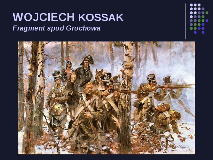 Historia Polski w malarstwie - Slajd 49
