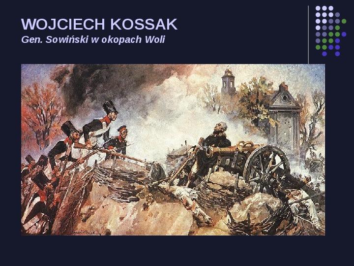 Historia Polski w malarstwie - Slajd 52