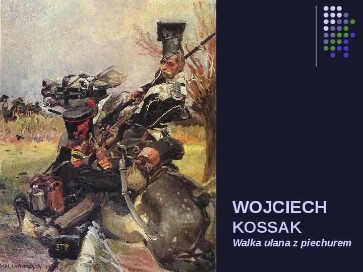 Historia Polski w malarstwie - Slajd 53