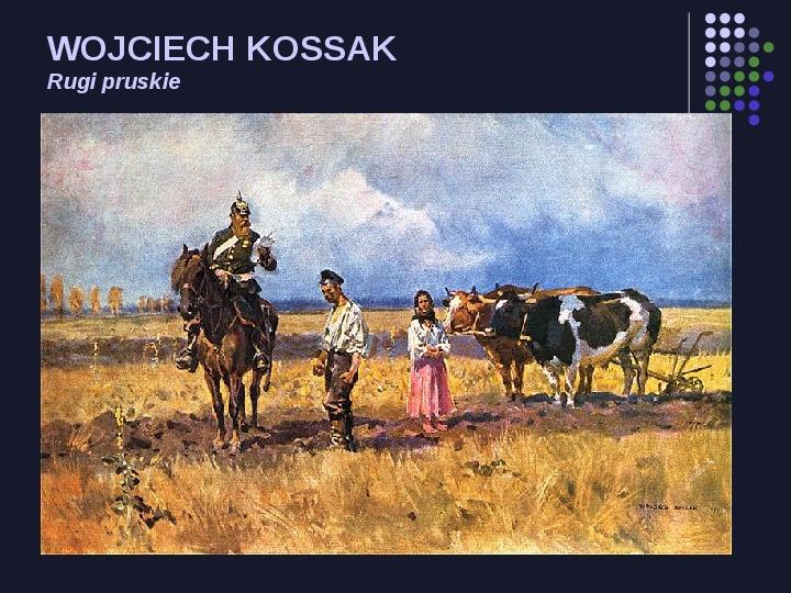 Historia Polski w malarstwie - Slajd 54