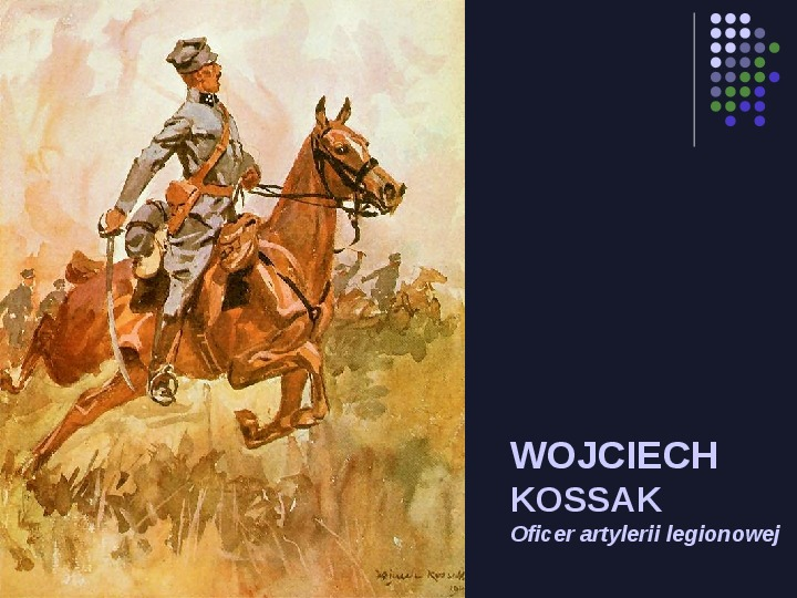 Historia Polski w malarstwie - Slajd 55