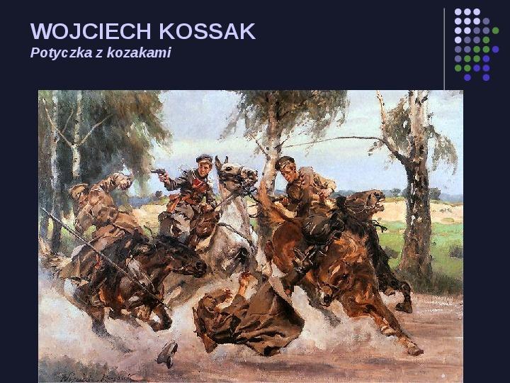Historia Polski w malarstwie - Slajd 56