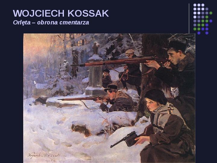 Historia Polski w malarstwie - Slajd 57