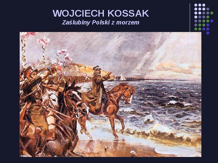 Historia Polski w malarstwie - Slajd 59