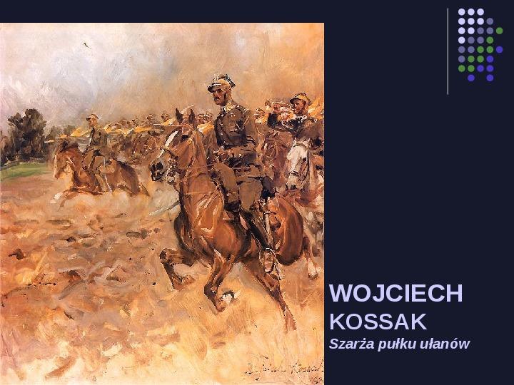 Historia Polski w malarstwie - Slajd 60