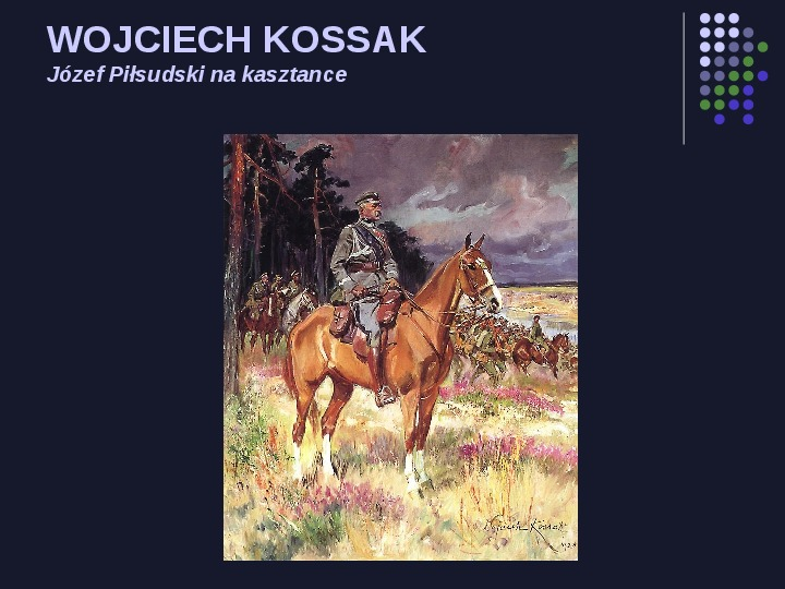 Historia Polski w malarstwie - Slajd 61