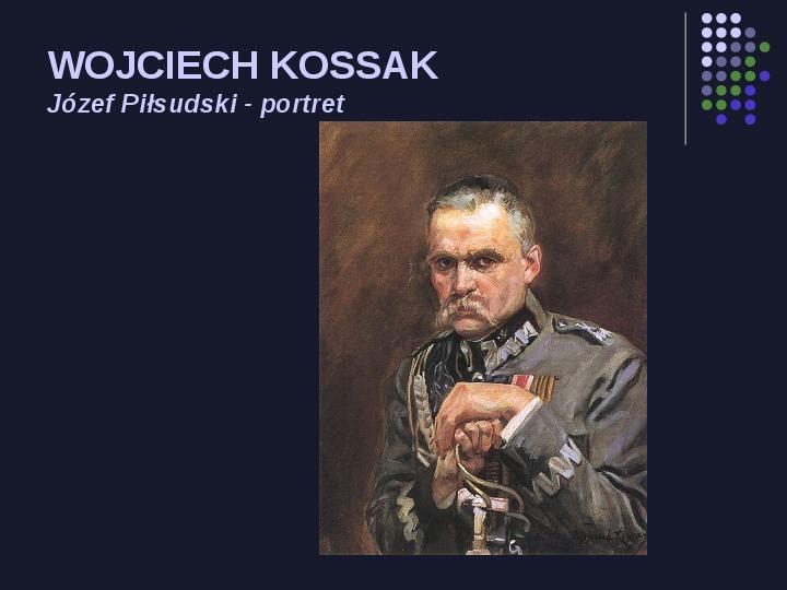 Historia Polski w malarstwie - Slajd 62