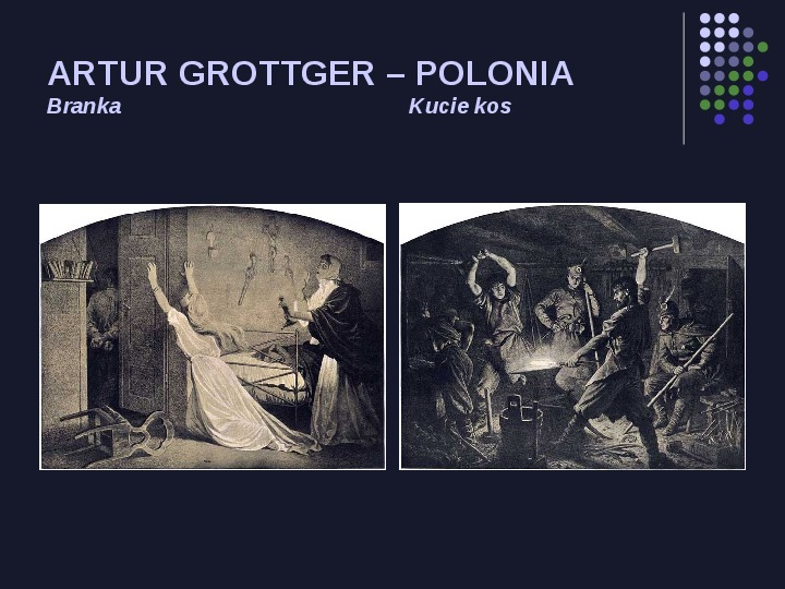 Historia Polski w malarstwie - Slajd 66