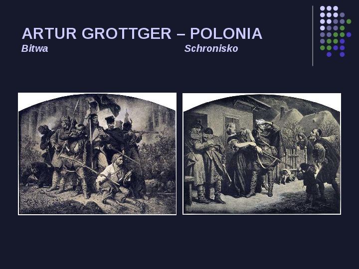 Historia Polski w malarstwie - Slajd 67