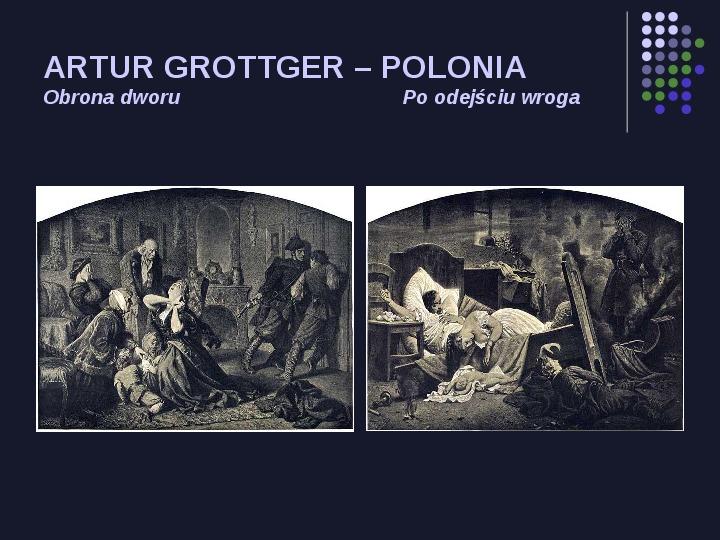 Historia Polski w malarstwie - Slajd 68