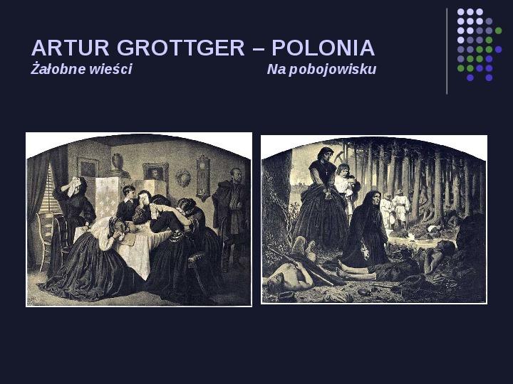 Historia Polski w malarstwie - Slajd 69