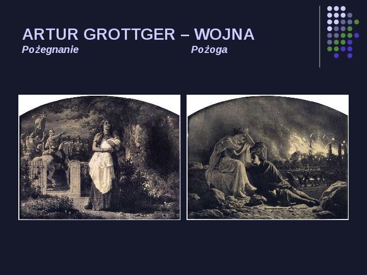Historia Polski w malarstwie - Slajd 71