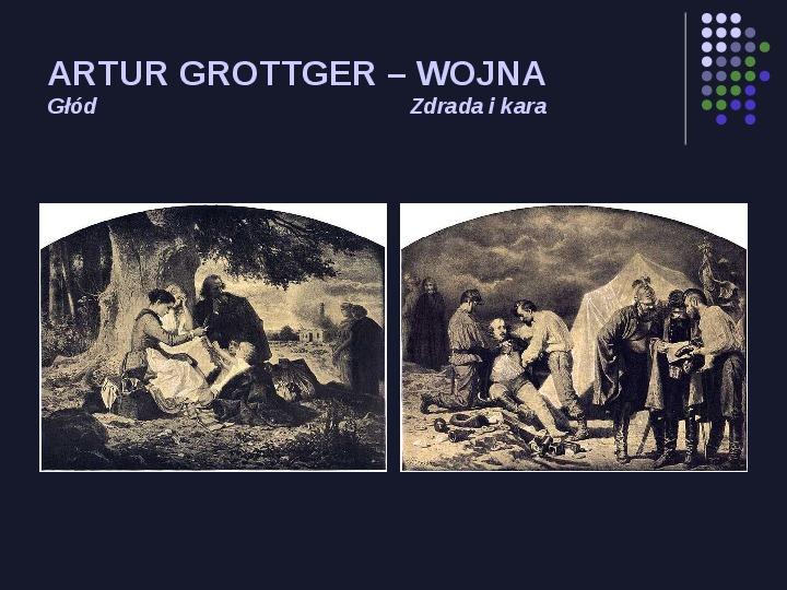 Historia Polski w malarstwie - Slajd 72