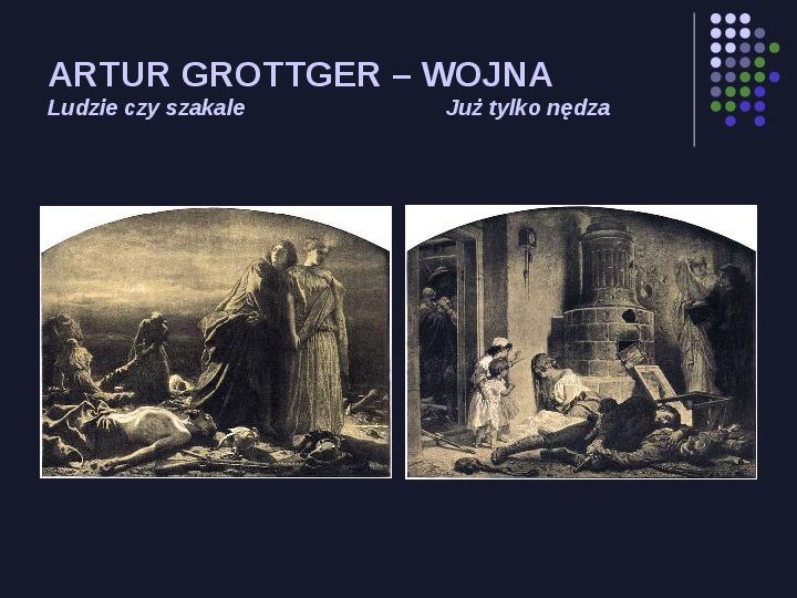 Historia Polski w malarstwie - Slajd 73