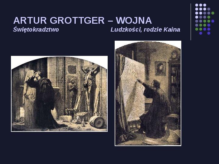 Historia Polski w malarstwie - Slajd 74